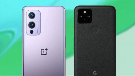 OnePlus 9 Vs. Pixel 5: Which $700 Android Phone Is Better?