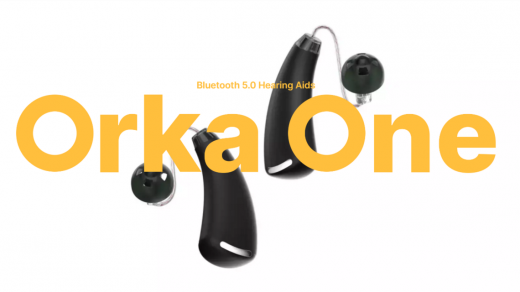 Orka Launches New AI-Powered Hearing Aid at CES 2021