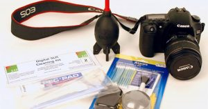 How to clean your digital SLR camera - CNET
