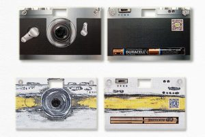 Paper Shoot — Design Your Own Digital Paper Camera | THEME