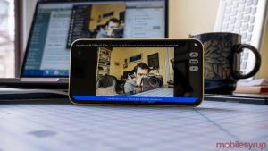 How to use your smartphone as a webcam