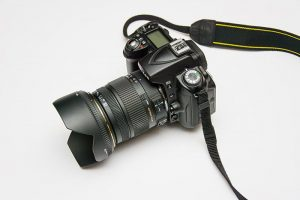 Quick Guide to Features of DSLR Cameras