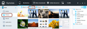 Syncios PC to iPhone Transfer — Transfer Apps, Music, Images from PC to  iPhone - Syncios Blog