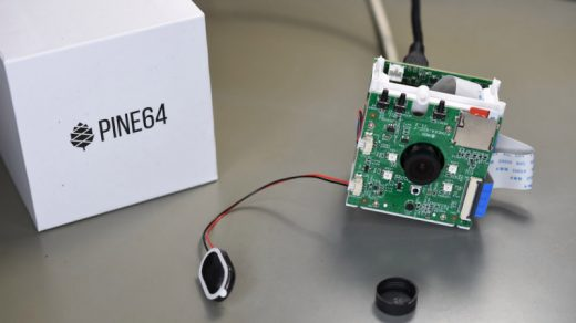 Hands-On With PineCube: An Open IP Camera Begging For Better Kernel Support  | Hackaday