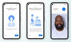Google to offer heart and respiratory rate measurements using just your  smartphone's camera | TechCrunch