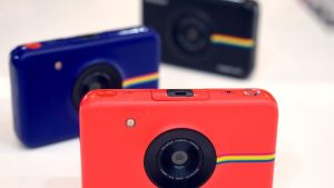 Polaroid's digital camera with a built-in printer is best avoided    TechCrunch