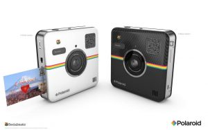 The Polaroid Socialmatic Is An Android Camera And An Instant Printer Mashed  Together | TechCrunch