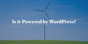 How to Tell If a Site Is Powered by WordPress - WPExplorer