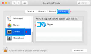 How to Turn OFF or Disable Camera on Mac