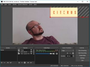 Open Broadcaster Software for fun and profit – Citerus
