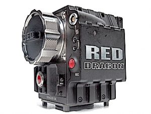 Red Epic Dragon 6K Camera Hire | Gear Factory London
