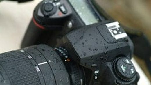 5 Inexpensive Ways to Protect Your Camera from Rain - Improve Photography