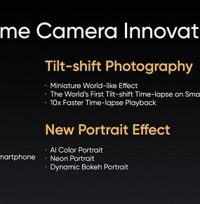 realme launches its first 108MP camera and trendsetting photography  features in the Camera Innovation Event - ZemTV
