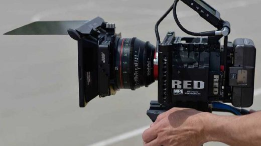 Video Production with the Red Camera Line