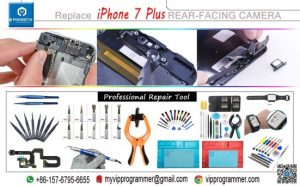 Excellent solution for iPhone 6S rear camera not available after damaged –  share phone repair guide and provide phone repair tools(China phonefix shop  team — vipprogrammer.com)