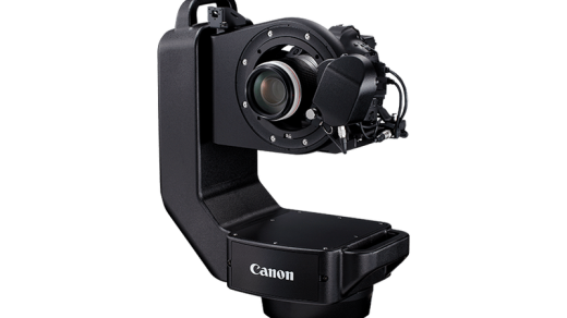 New Robotic Camera System from Canon Geared Towards Sports Photographers  Shown at CES 2020 | Light Stalking