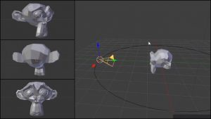Blender: How to Move the Camera – Simply Explained | All3DP
