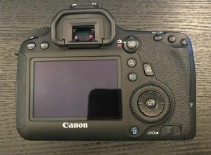 Camera Repair Parts Camera Repair Parts Canon EOS 6D (WG) Digital SLR Camera  (Body Only) with Original Box And Parts
