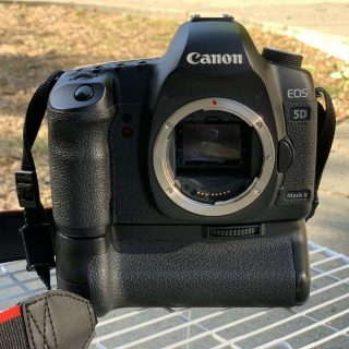 Canon Mark II 5D SLR Camera. ONLY 39k Shutters.(Body + Extras &  Accessories) – Electro Connects