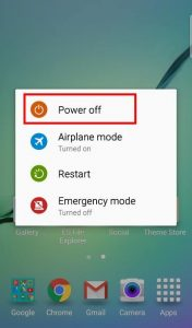 How to use Samsung Galaxy S6 safe mode? - Galaxy S6 Guide