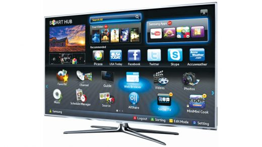 New Tech: Samsung Smart TV, Philips' SoundSpheres, Qlocktwo, More - Variety