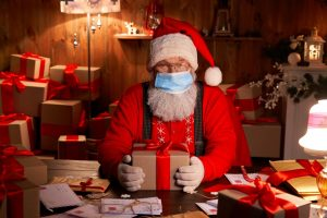 Social Distance with St. Nick! Where to Get Santa Photos in San Diego