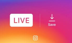 You can now save your Instagram Live streams to your camera roll |  TechCrunch
