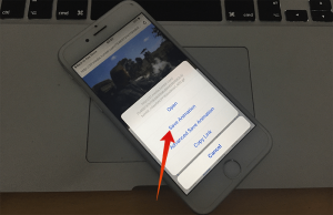 Save Gif Images on iPhone or iPad - Download Gifs to Camera Roll Easily