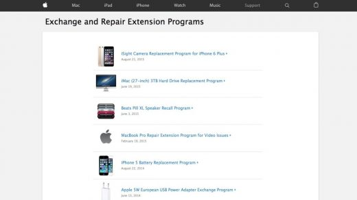 Why Apple exchange and repair extension programs can be important for  customers – DN