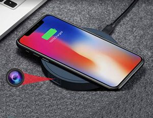 The Best Wireless Charger For iPhone Doubles as a Hidden Camera | SPY