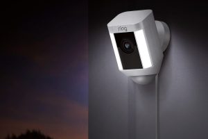 Ring Spotlight Cam review: Intruders can't hide in darkness with these  cameras on watch | TechHive