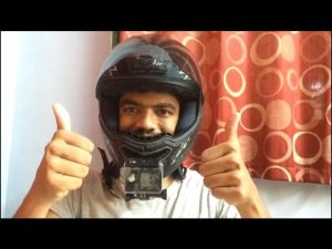 HOW TO MOUNT YOUR ACTION CAMERA ON A HELMET IN JUST 5 MINUTES?(SJCAM/GoPro)  #10 - YouTube