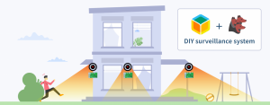 Make yourself a security camera system in 30 minutes or less