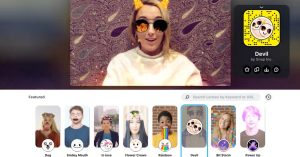Snapchat Lenses come to Mac and PC with new Snap Camera software - 9to5Mac