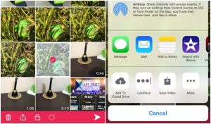 Snapchat: How To Upload From Gallery or Camera Roll | Ubergizmo