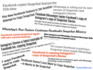Why Replicating an App Using the Snapchat Clone is a Bad Idea