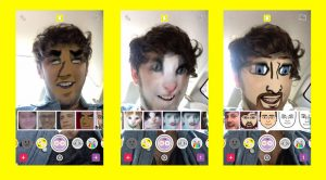 Snapchat lets you Face-Swap with your camera roll, drops paid replays |  TechCrunch