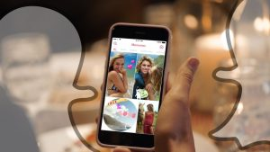 Snapchat Memories is a searchable replacement for your camera roll |  TechCrunch