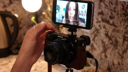 How-To: Make Sony's a6300 a vlogging camera by using an iPhone as a  viewfinder - 9to5Mac