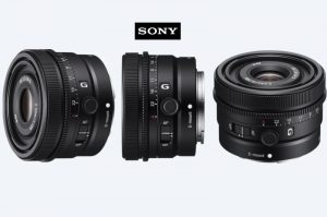 Sony Introduces Three New High-Performance G Lenses to Full-Frame Lens  Series   Professional Photo Magazine