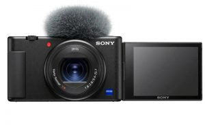 Sony releases Vlog Camera ZV-1 and FDR-AX43 Compact 4K Handycam®    Professional Photo Magazine