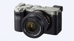Sony's Alpha 7C is the World's Smallest and Lightest Full-Frame Camera –  Robb Report