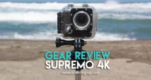 Gear Review: Supremo 4K Action Camera – Travel Up