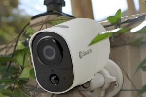 The Swann Extreem Security Camera Has Six-Month Battery Life