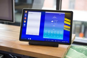 Galaxy Tab S4 review: Even Samsung's Dex desktop can't save Android tablets  | Ars Technica