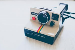 Flash from the Past: Return of the Polaroid Camera