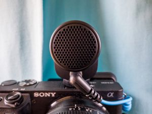 Sennheiser's MKE 200 on-camera microphone is the perfect home  videoconferencing upgrade   TechCrunch