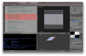 Blender Python script: how to position a plane to apparently fit camera  frame – Full Pipe Umbrella