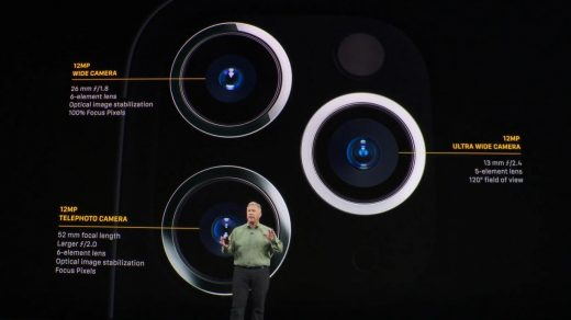 Why does the new iPhone 11 Pro have 3 cameras? | TechCrunch