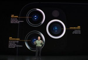 Why does the new iPhone 11 Pro have 3 cameras?   TechCrunch